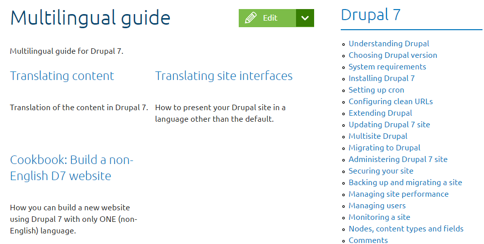 勉強会 Drupal 7 多言語設定 Multilingual guide English manual