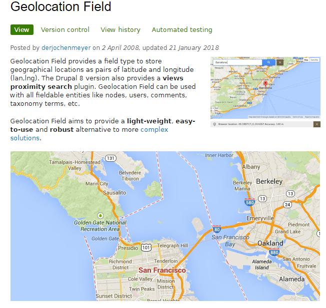 Geoloation