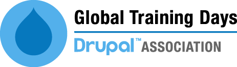 Drupal Global Training Days  April 9, 2016